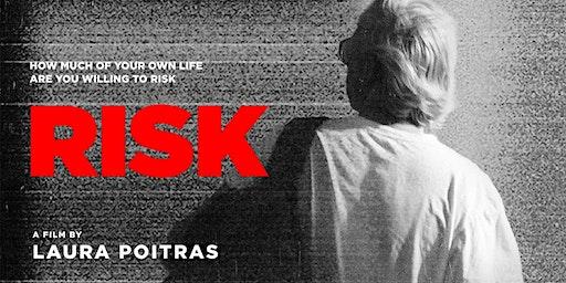 Film@Solent Presents: Dr Ian Scott + Special Screening of Risk (2016)