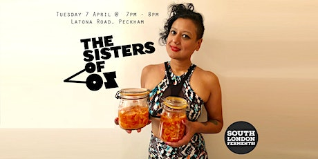 Vegan Kimchi Fermentation Workshop in Peckham @ The Sisters of Oz  tickets