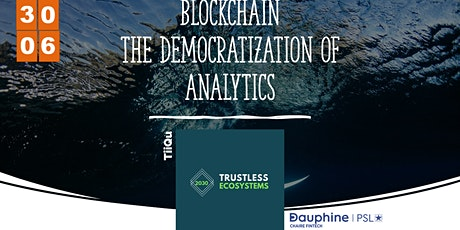 The democratization of analytics with blockchain tickets