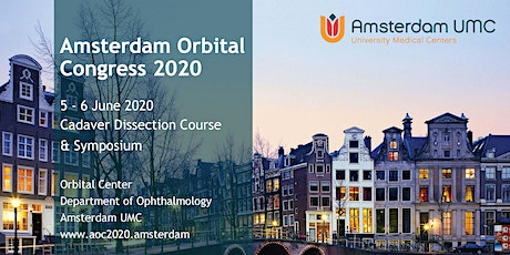 Amsterdam Orbital Congress 2020 tickets