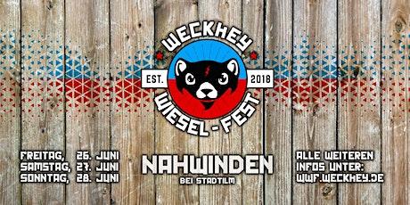 3. WeckheyWieselFest tickets