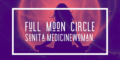 Online Monthly Full Moon Circle tickets