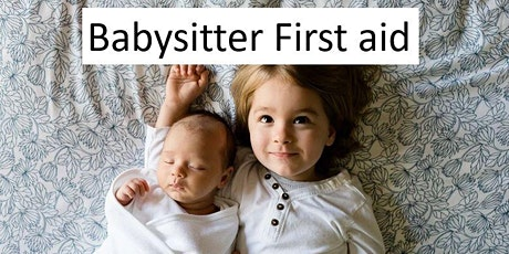 Babysitter First aid tickets