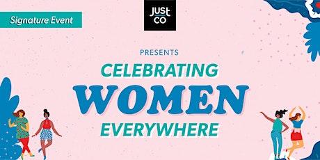 JustCo Women in Business Breakfast tickets