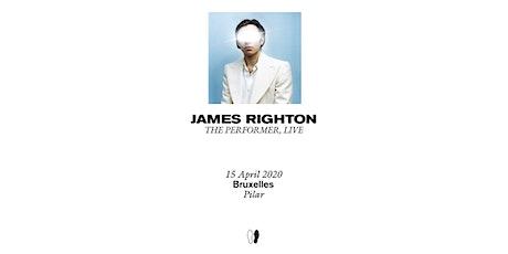 James Righton (uk) tickets