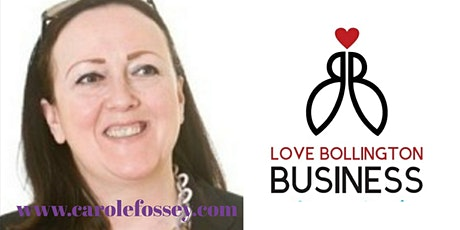 Love Bollington Business: social media strategy tickets