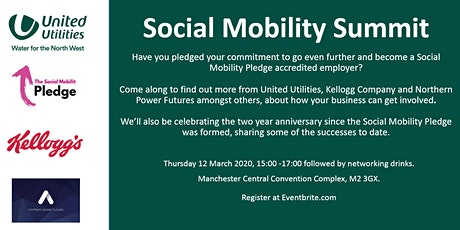 Social Mobility Summit 2020 tickets