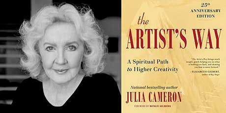 The Artist's Way 2 day workshop with Julia Cameron  tickets