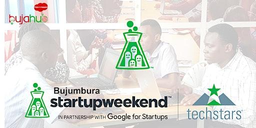 Bujumbura Startup Weekend