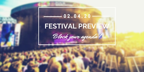 Festival Preview tickets