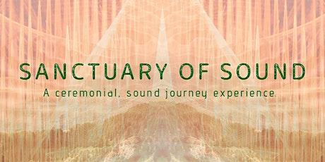 Sanctuary of Sound tickets