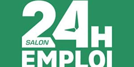 24 Heures pour l'Emploi et la Formation – Rouen 2020 billets