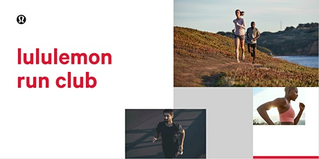lululemon Oslo x Run Club with Robbie Budge  tickets