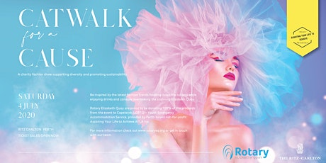 CANCELLED - Catwalk for a Cause tickets