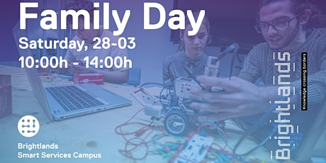 Family Day at the Brightlands Smart Services Campus tickets
