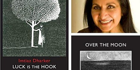 An Evening of Poetry with Imtiaz Dharker - Nuneaton Library tickets