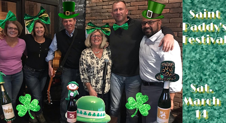 Hartwood's St. Paddy's Day Festival with Guest Winery Rogers Ford image