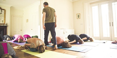 Peaceful Yoga and Meditation morning for Spring
