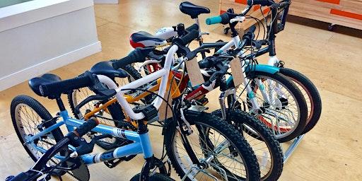 Bicycle Basics - Parent and Child Workshop