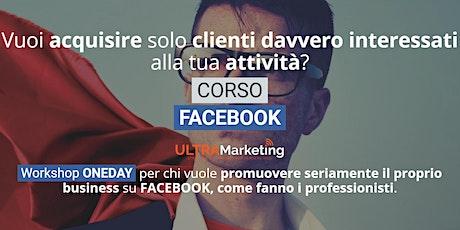 Come promuovere la tua azienda su Facebook biglietti