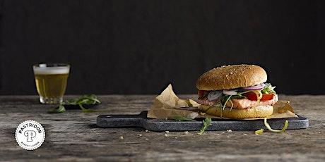 Hamburgers en foodpairing - 7 April 2020 - Brussel tickets