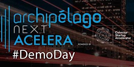 Demo Day Programa de aceleración Archipelago Next
