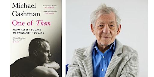 LIVE SCREENING - One of Them: Michael Cashman and Ian McKellen