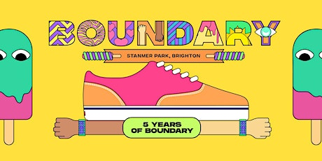 Boundary Brighton 2021 tickets