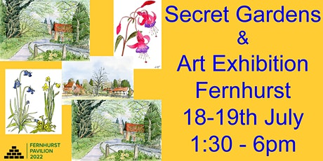 Secret Garden & Art Exhibition tickets