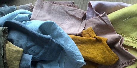 Natural Dyeing Workshop at Tide/ Llanw with Rachael Pilston tickets
