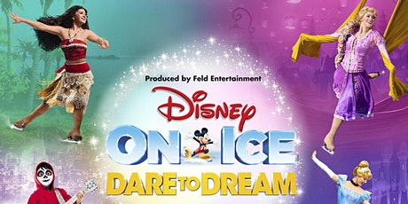 Disney On Ice presents Dare to Dream Sydney tickets