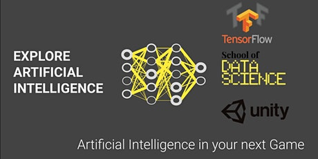 Explore AI: Train an Artificial Intelligence in a virtual world tickets