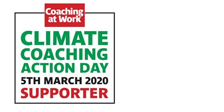 Intention Setting Practice for Climate Coaching Action Day tickets
