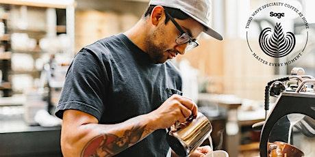 200 Degrees Coffee Birmingham Masterclass with Sage Appliances tickets