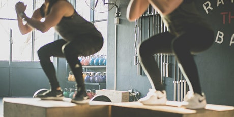 HIIT Fitness Class with Victoria Rustage tickets