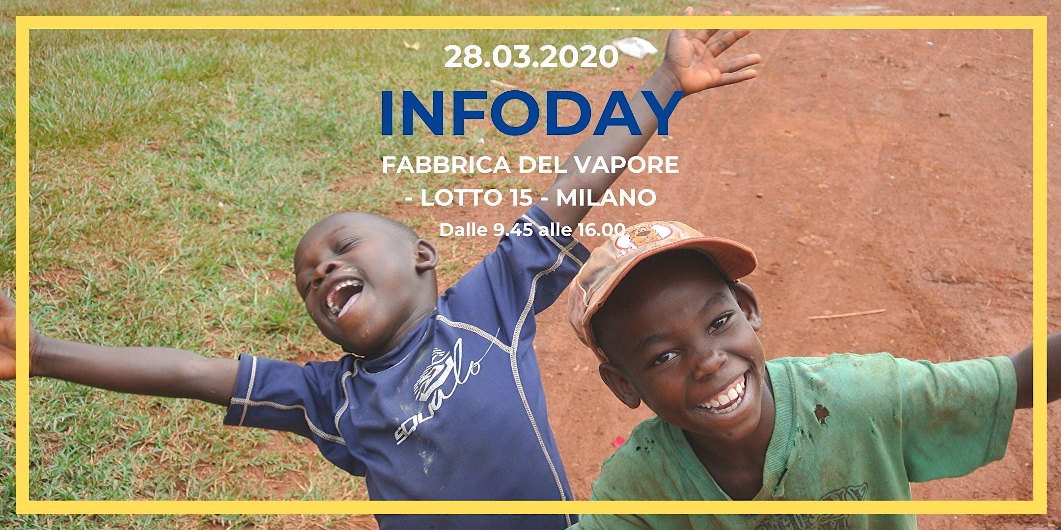 INFODAY- Parti come volontario all'estero!