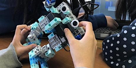 stage en informatique et robotique pour les 7-14 ans billets