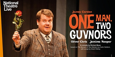 National Theatre Live: One Man, Two Guvnors tickets
