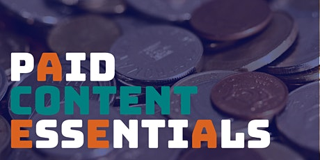 Paid Content Essentials - Manchester tickets