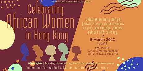 Celebrating African Women in Hong Kong tickets