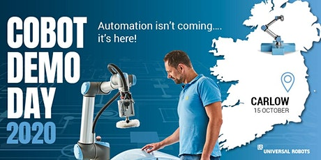 Cobot Demo Day | Carlow tickets
