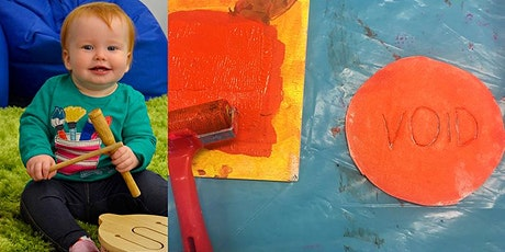 Void Tots - Early Years Programme - Session 1 tickets