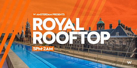 ROYAL Rooftop Kingsday Party tickets