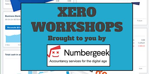 Xero Workshop - 10th March 2020