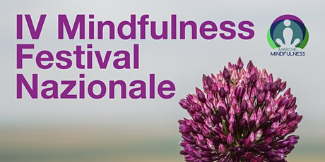 IV MINDFULNESS FESTIVAL tickets