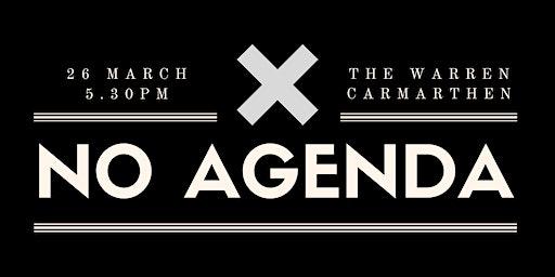No Agenda Networking Event - Carmarthen