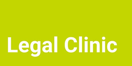 Legal Clinic Appointments tickets