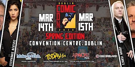 Dublin Comic Con 2020 : Spring Edition tickets
