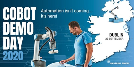 Cobot Demo Day| Dublin tickets