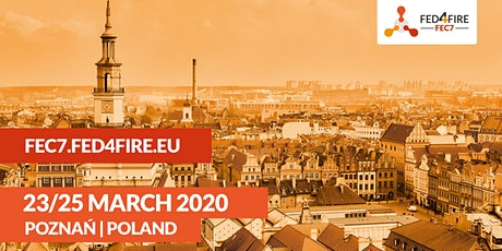 7th Fed4FIRE+ Engineering Conference - Poznań tickets
